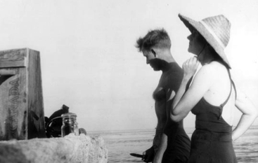 RachelCarson-BobHines-1955